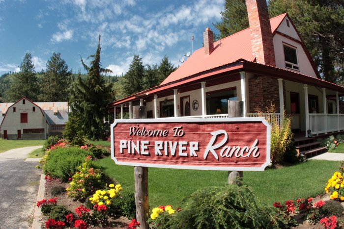 Pine Rive Ranch Leavenworth Washington