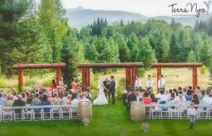 Outdoor Wedding at Pine River Ranch
