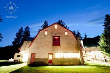 Pine RIver Ranch Movie Night