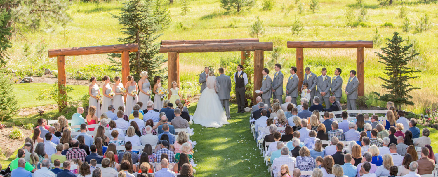 Pine River Ranch Wedding
