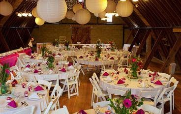 Wedding Venue at PRR