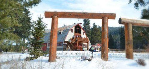 Leavenworth Winter Wedding
