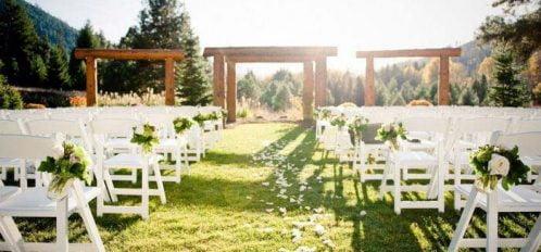 Leavenworth Wedding Venue