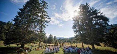 Leavenworth Wedding Venue