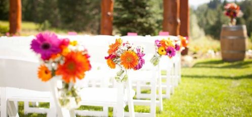 Wedding at Pine River Ranch