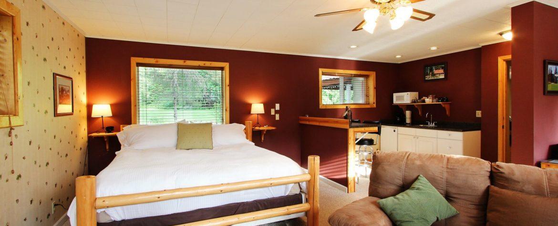 Chelan Suite Pine River Ranch