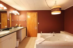 Chelan jetted tub