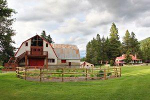 Pine River Ranch Barn