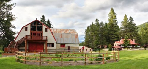 Pine River Ranch Barn