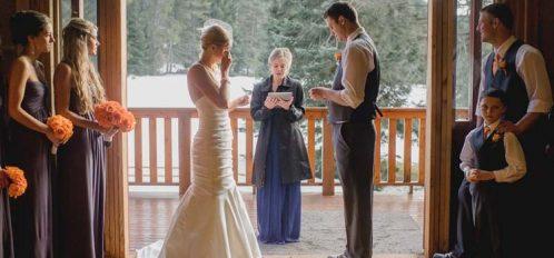 Wedding at PRR