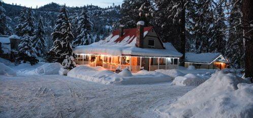 Main House at Pine River Ranch