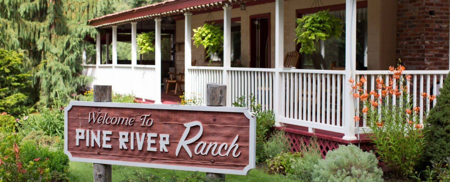 Pine River Ranch Bed and Breakfast - Leavenworth, WA