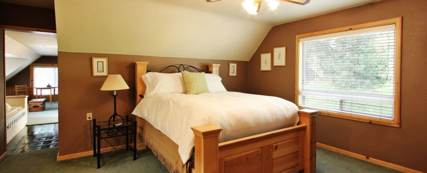 Pine River Ranch Evergreen Suite