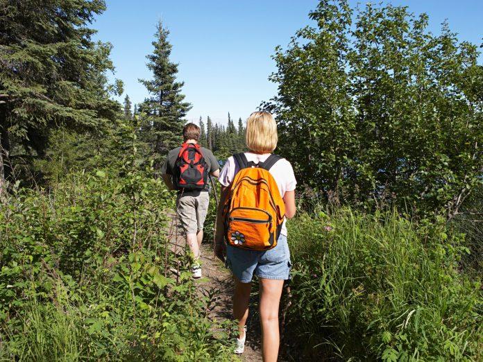 Leavenworth Hiking Trail