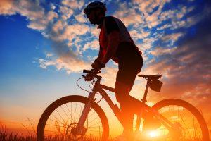 Biking in Leavenworth