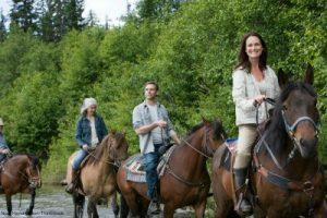 Horseback Riding in Leavenworth, WA