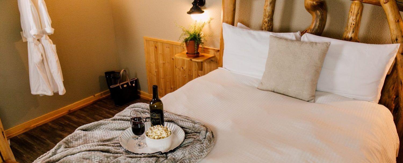 Lodgepole Suite Bed
