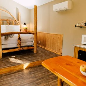 Lodgepole Suite and Kitchen