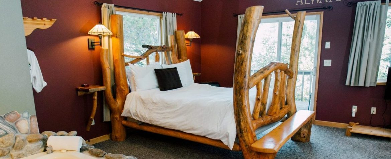 Nason Suite Bedroom