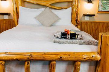 Ponderosa Suite Bed