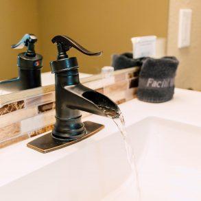 Ponderosa Suite Sink