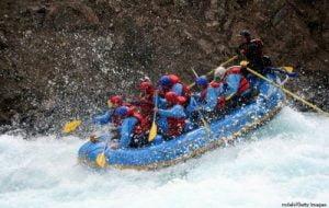 Osprey River Rafting