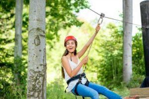 Zipline Leavenworth WA