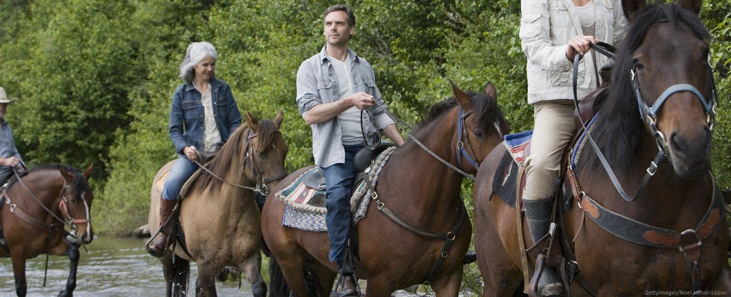 Leavenworth Horseback Riding
