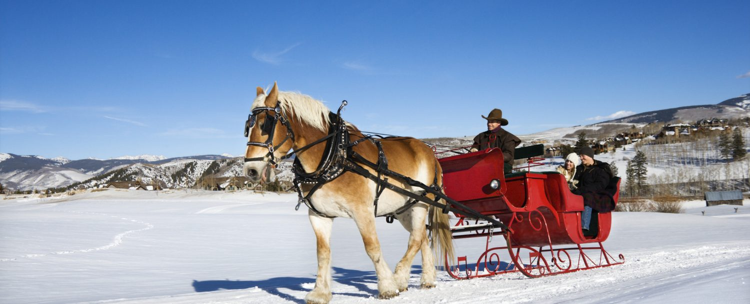 Leavenworth WA Sleigh Ride