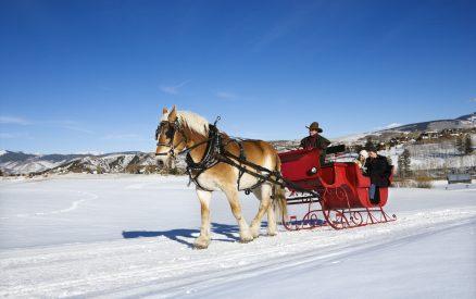 Leavenworth WA Sleigh Ride