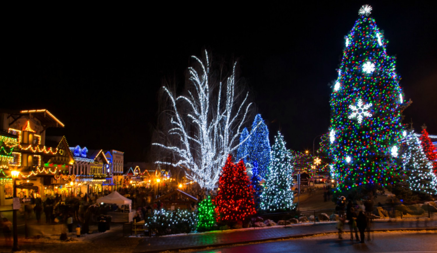 Your Guide To The Leavenworth WA Winter Festival - Leavenworth Christmas Lighting Festival