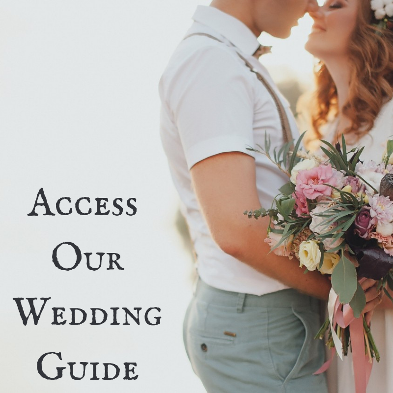 Download Our Leavenworth Wedding Guide