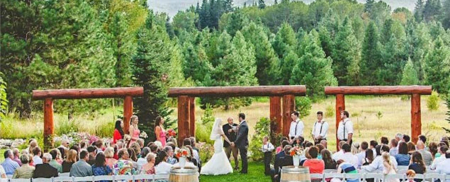 Rustic Wedding Design