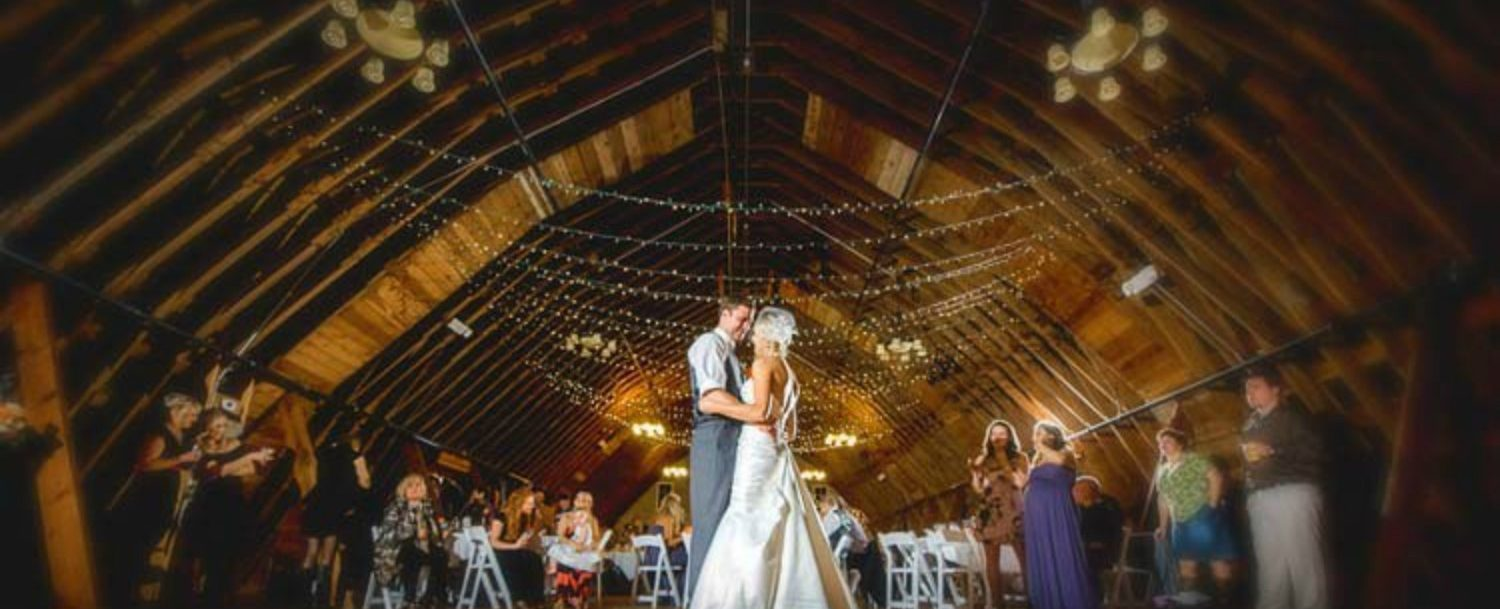 Barn Wedding Venue Washington