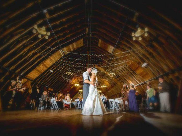 Barn Wedding Venue Washington