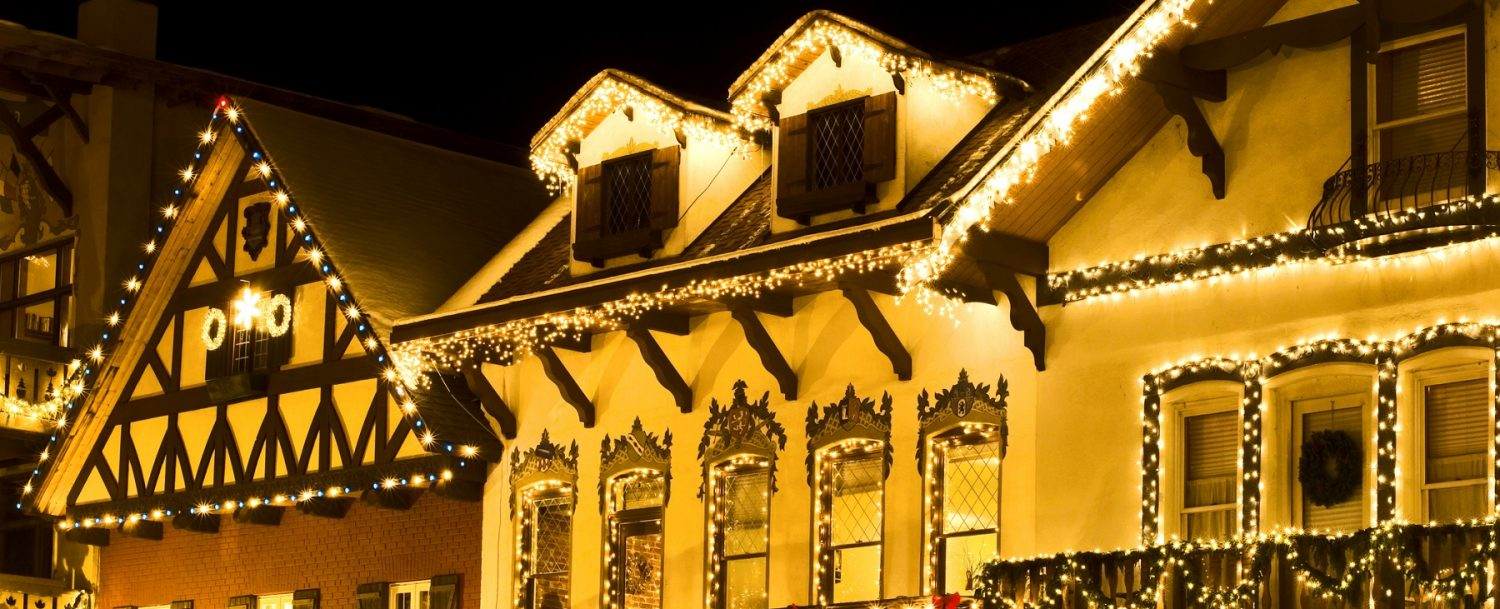 How to celebrate New Year's Eve in Leavenworth.