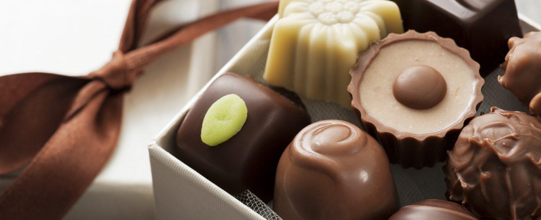 Chocolates from Schocolat in Leavenworth