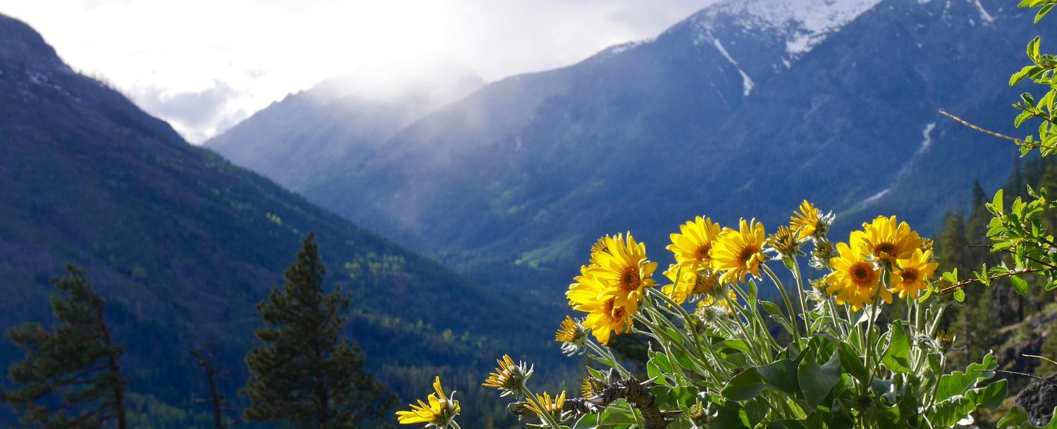 Cascade Mountains in Leavenworth, WA: Washington Attractions