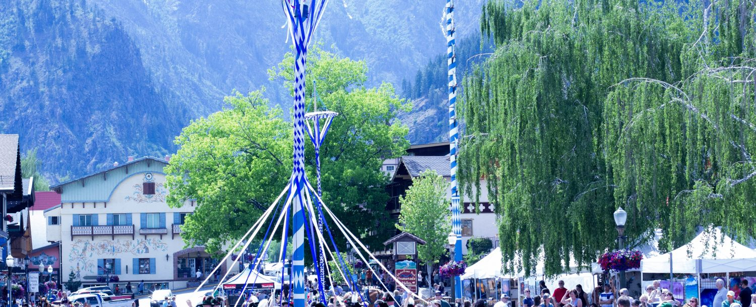 Here are the best spring events in Leavenworth, WA.