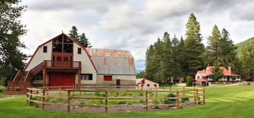 Pine River Ranch Grounds