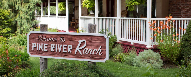 Pine River Ranch Main House