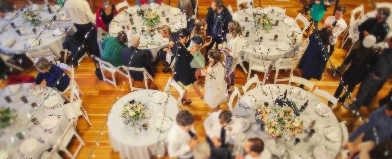 Wedding Reception at Pine River Ranch