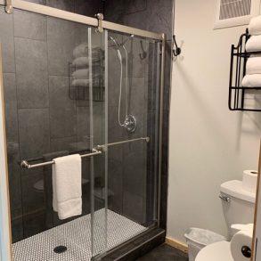 Main House Shower